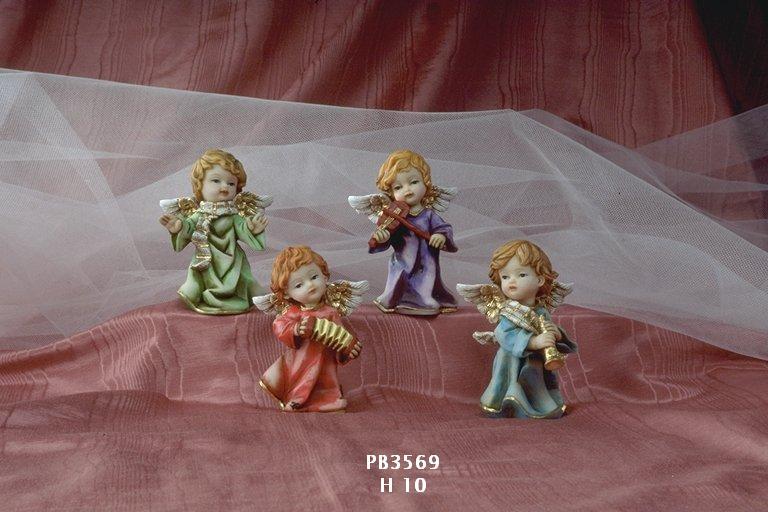 1000 - Angeli Resina - Natale e Altre Ricorrenze - Prodotti - Rebolab