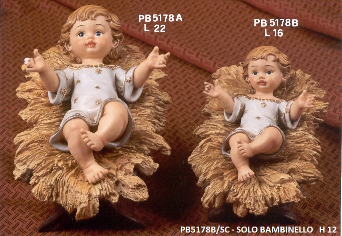103C - Bambinelli - Articoli Religiosi - Prodotti - Rebolab