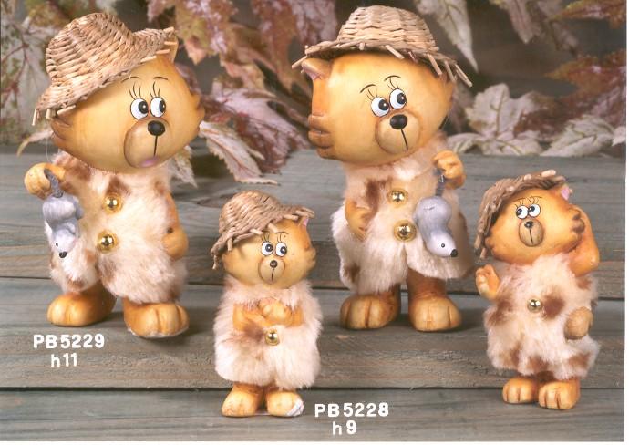 Paben - Prodotti - Articoli Regalo - Bomboniere Ceramica - Animaletti Ceramica - Terracotta - 1048