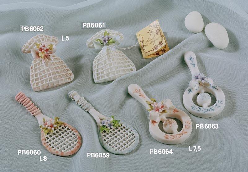 109D - Collezioni Porcellana-Ceramica - Mandorle Bomboniere  - Prodotti - Rebolab