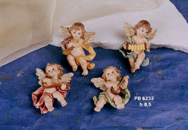 10C2 - Angeli Resina - Articoli Religiosi - Prodotti - Rebolab