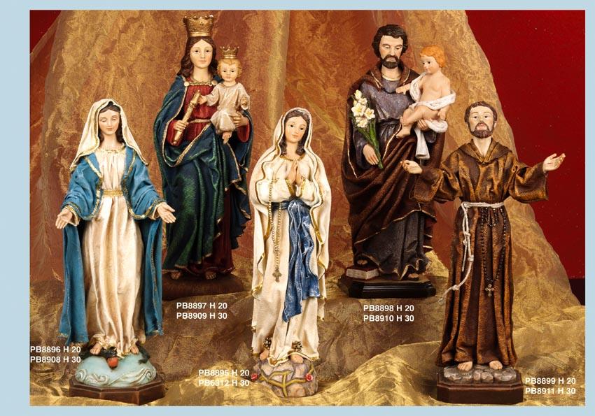 10CC - Statue Santi - Articoli Religiosi - Prodotti - Rebolab