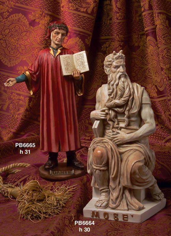 1110 - Statuine Storiche - Arte, Storia e Souvenir - Prodotti - Rebolab