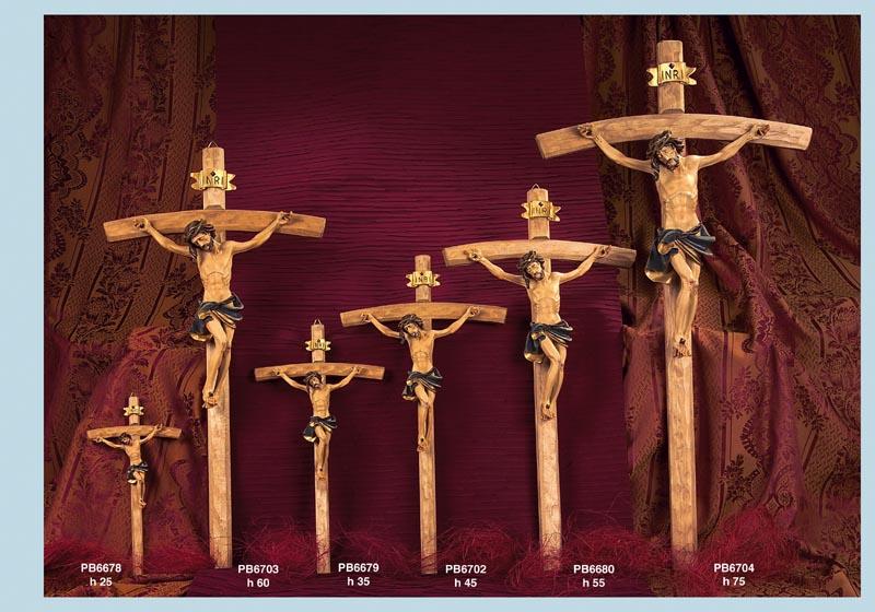 1119 - Crocifissi - Articoli Religiosi - Prodotti - Rebolab