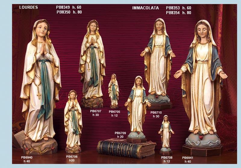 111D - Statue Santi - Articoli Religiosi - Prodotti - Rebolab