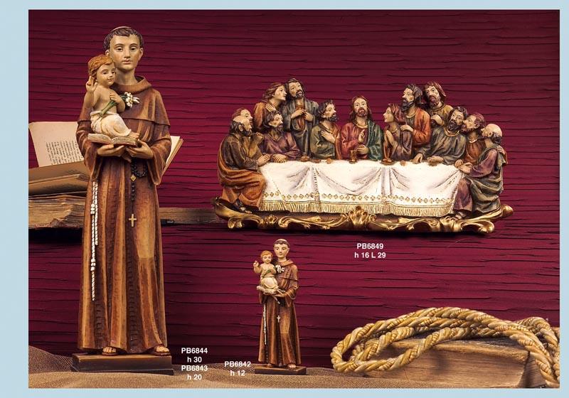 1136 - Statue Santi - Articoli Religiosi - Prodotti - Rebolab