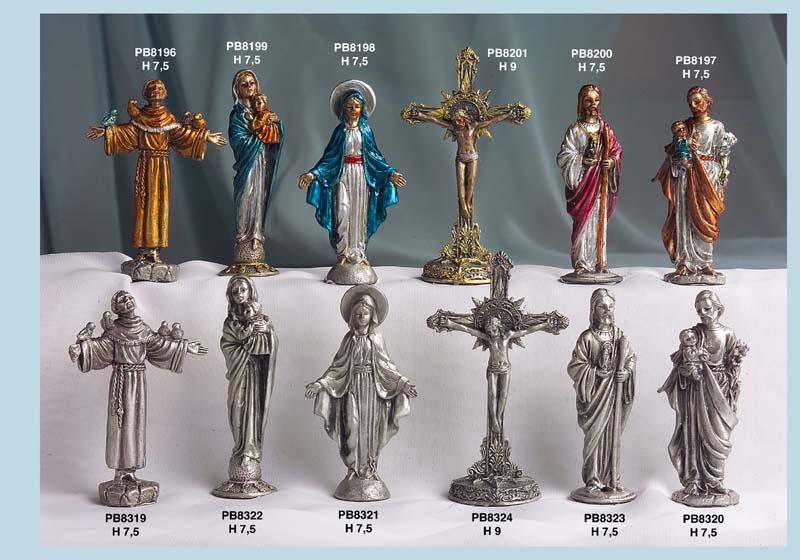 119E - Statue Santi - Articoli Religiosi - Prodotti - Rebolab
