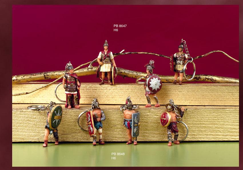 Paben - Prodotti - Arte Storia Souvenir - Statuine Storiche - 11DC