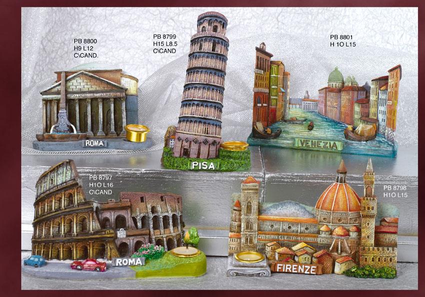 1201 - Monumenti Souvenir - Arte, Storia e Souvenir - Prodotti - Rebolab