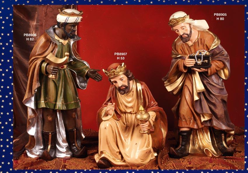 121A - Presepi - Natività Resina - Articoli Religiosi - Prodotti - Rebolab