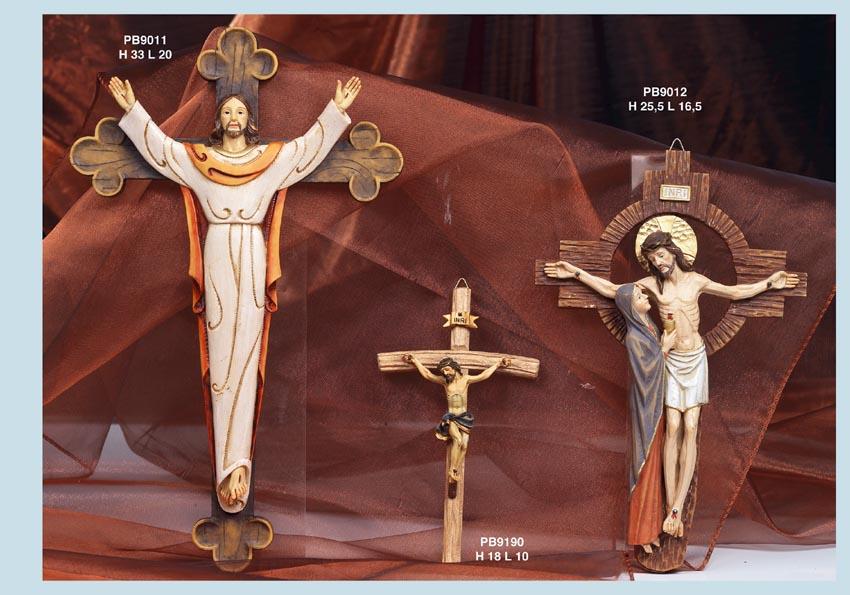 1237 - Crocifissi - Articoli Religiosi - Prodotti - Rebolab