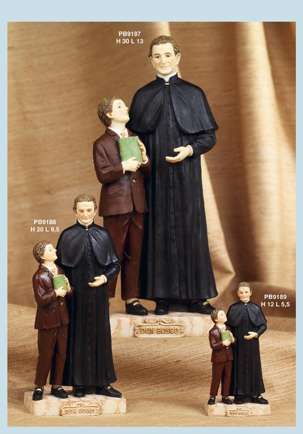 126E - Statue Santi - Articoli Religiosi - Prodotti - Rebolab