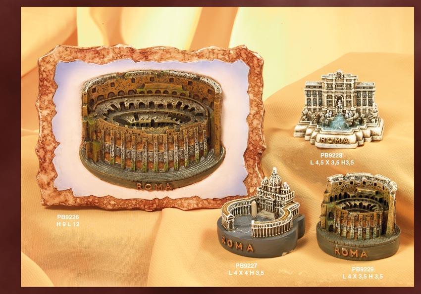 1276 - Monumenti Souvenir - Arte, Storia e Souvenir - Prodotti - Rebolab