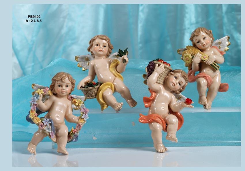 12B2 - Angeli Nàvel - Natale e Altre Ricorrenze - Prodotti - Rebolab