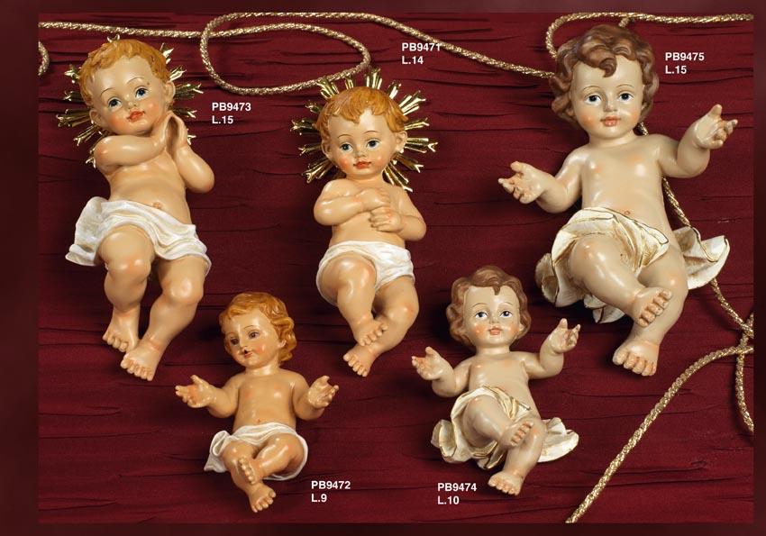 12D7 - Bambinelli - Articoli Religiosi - Prodotti - Rebolab