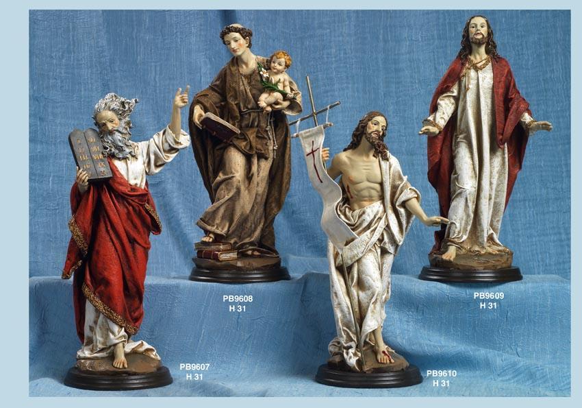 12FE - Statue Santi - Articoli Religiosi - Prodotti - Rebolab