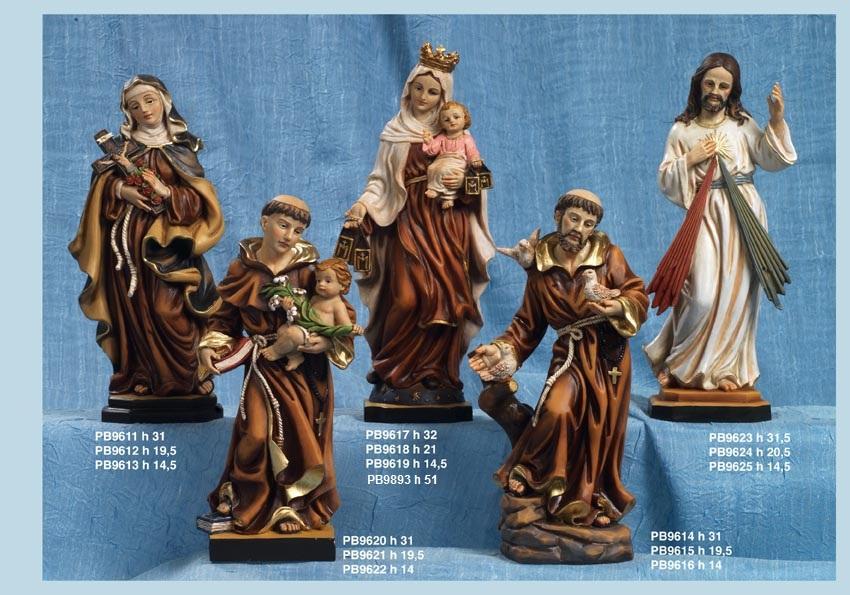 12FF - Statue Santi - Articoli Religiosi - Prodotti - Rebolab