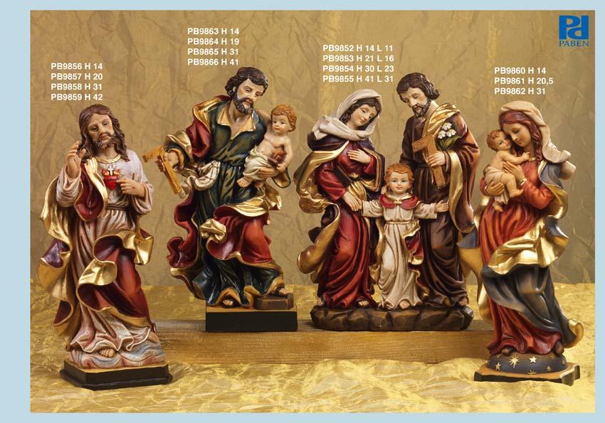 1345 - Statue Santi - Articoli Religiosi - Prodotti - Rebolab