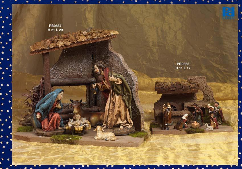 1346 - Presepi - Natività Resina - Articoli Religiosi - Prodotti - Rebolab