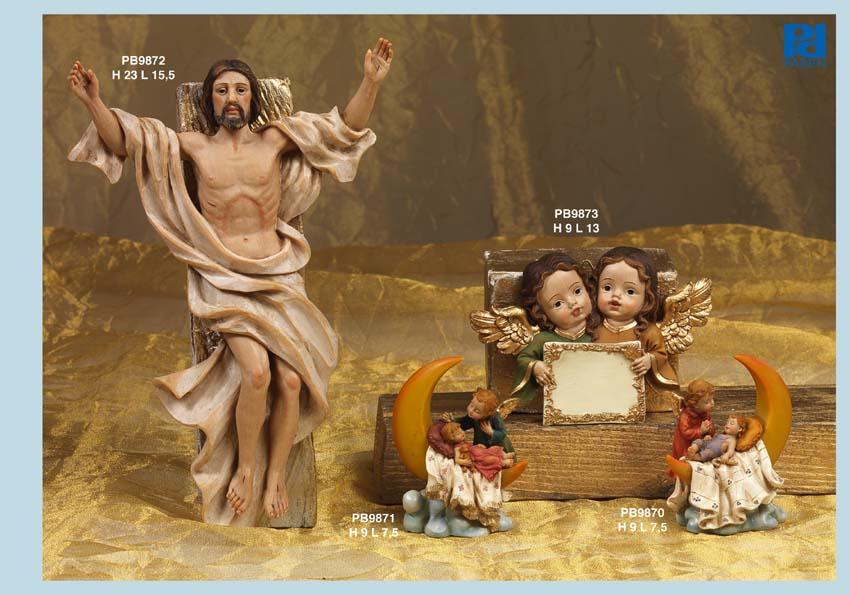 1348 - Angeli Resina - Natale e Altre Ricorrenze - Prodotti - Rebolab