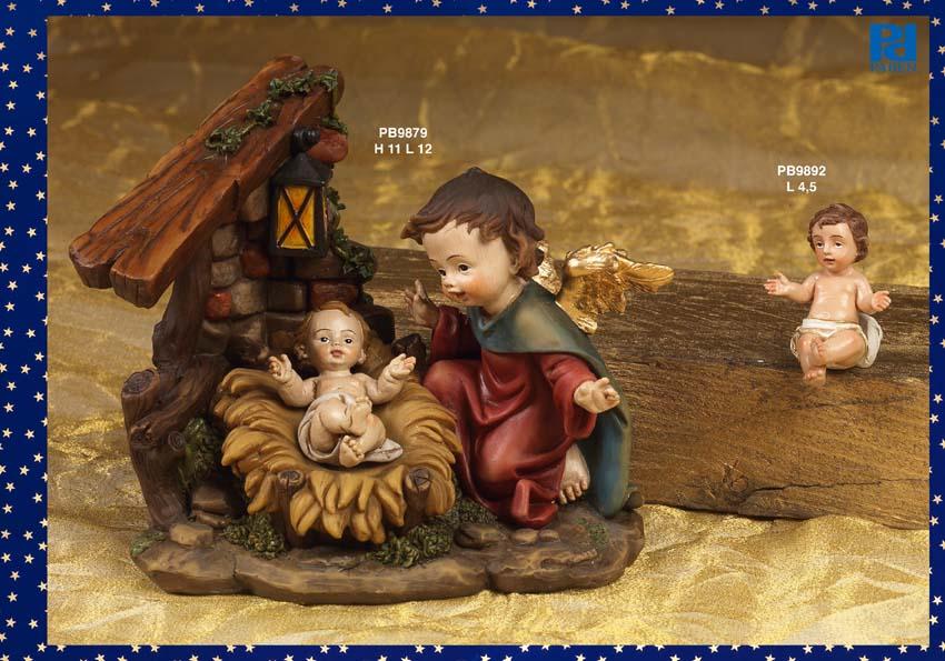 134B - Bambinelli - Natale e Altre Ricorrenze - Prodotti - Rebolab