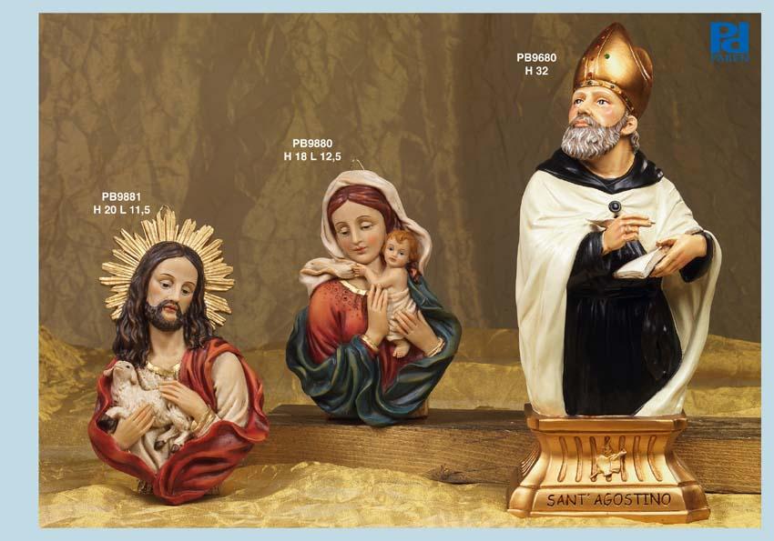 134C - Statue Santi - Articoli Religiosi - Prodotti - Rebolab