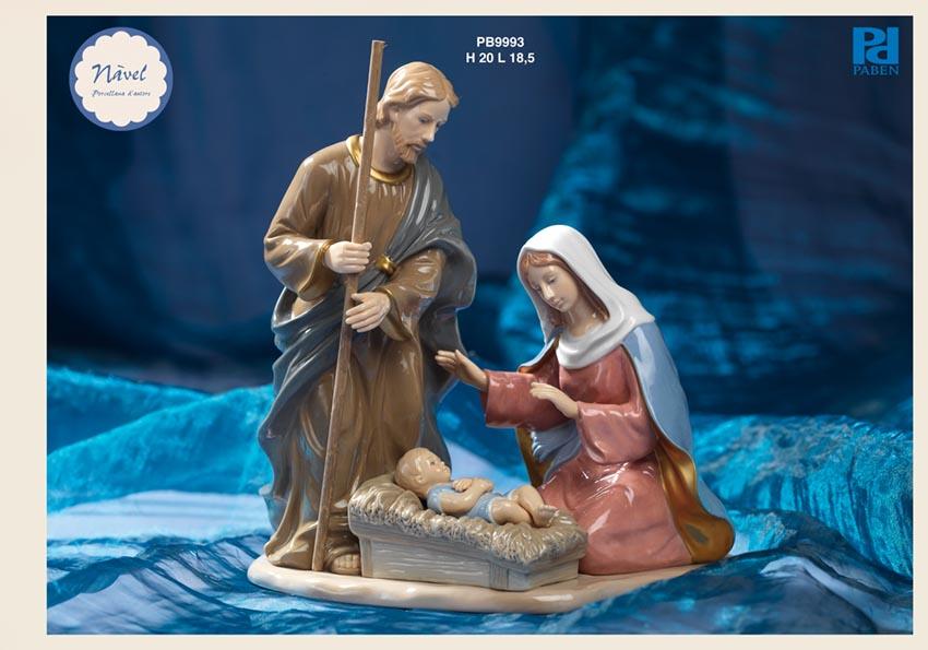 137B - Presepi - Bambinelli Nàvel - Articoli Religiosi - Prodotti - Rebolab
