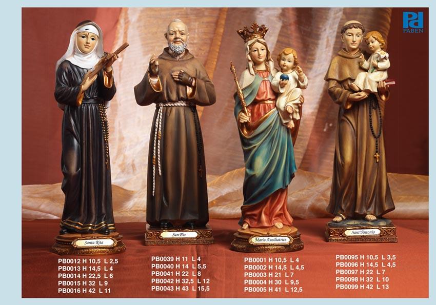 1380 - Statue Santi - Articoli Religiosi - Prodotti - Rebolab