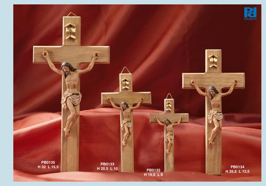 13A3 - Crocifissi - Articoli Religiosi - Prodotti - Rebolab