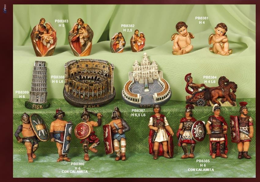 Paben - Prodotti - Arte Storia Souvenir - Statuine Storiche - 13CF