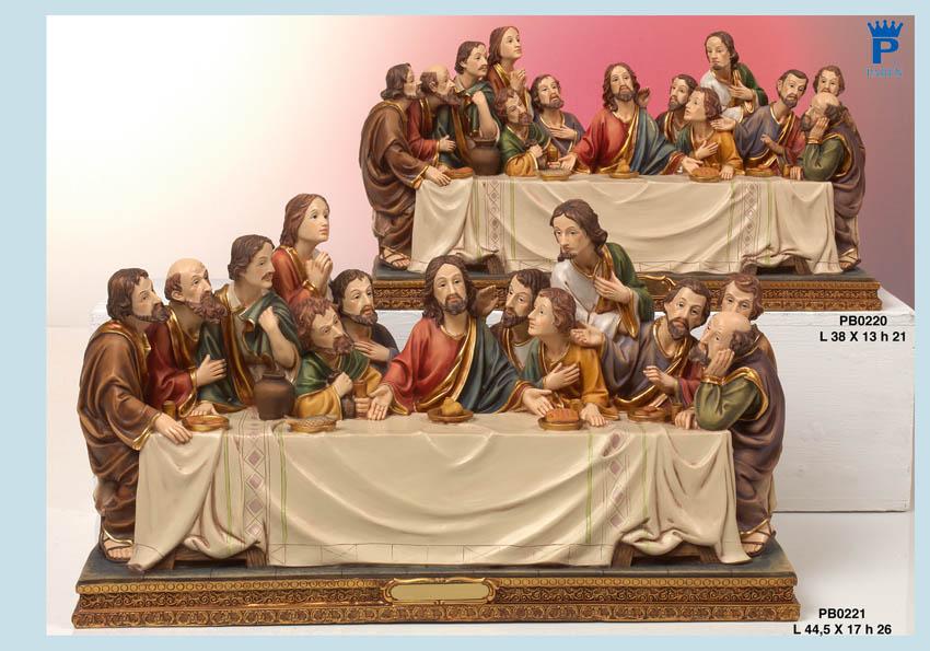 13ED - Statue Pasquali - Articoli Religiosi - Prodotti - Rebolab