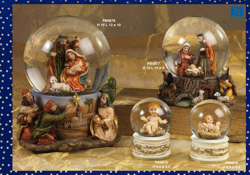 1429 - Presepi - Natività Resina - Natale e Altre Ricorrenze - Prodotti - Rebolab