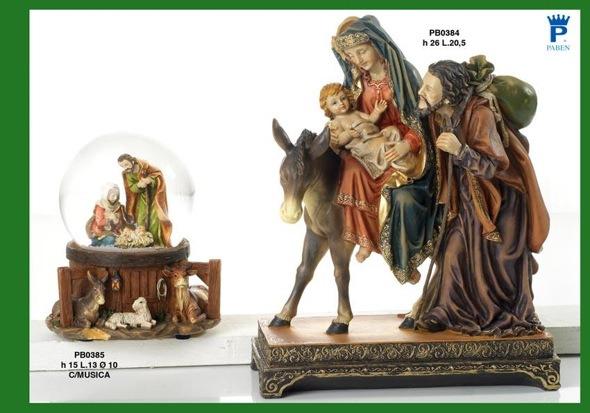 1437 - Presepi - Natività Resina - Articoli Religiosi - Prodotti - Rebolab