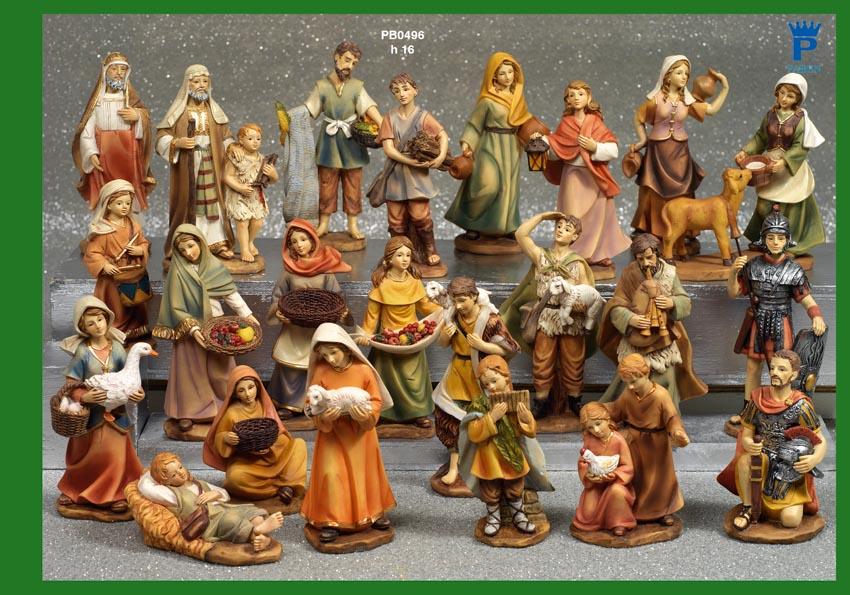 1466 - Presepi - Natività Resina - Natale e Altre Ricorrenze - Prodotti - Rebolab