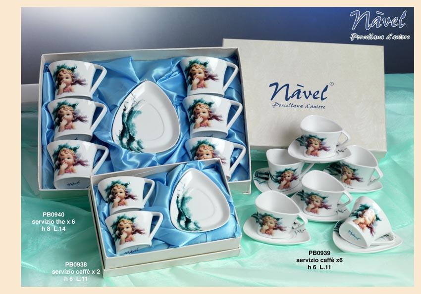 14F3 - Angeli Nàvel - Nàvel Porcellana - Prodotti - Rebolab