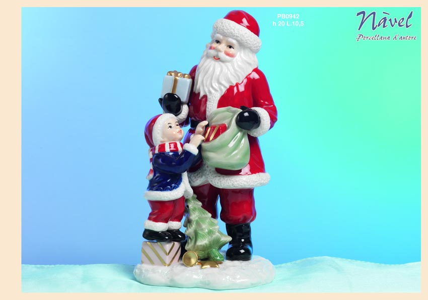 14F5 - Natale Nàvel - Nàvel Porcellana - Prodotti - Rebolab