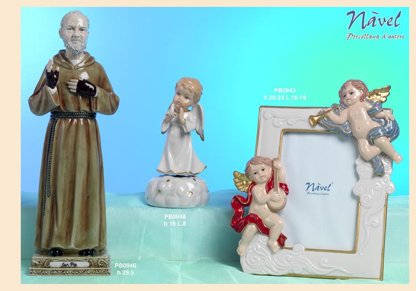Paben - Prodotti - Articoli Religiosi - Angeli 'Nàvel' - 14F7