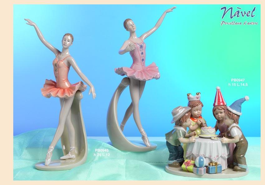 14F9 - Bambini - Ballerine Nàvel - Mandorle Bomboniere  - Prodotti - Rebolab