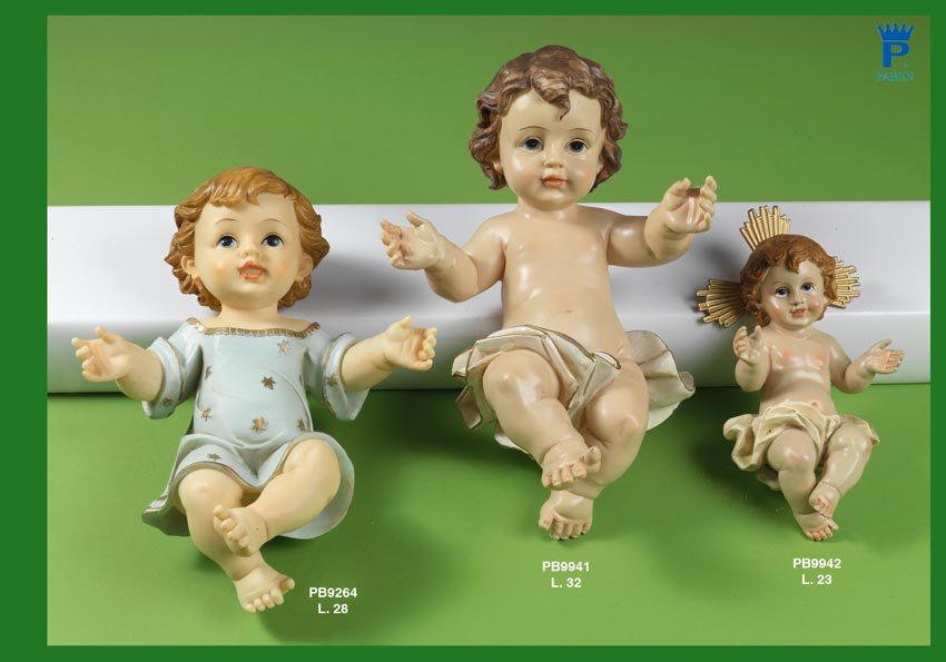 1507 - Baby Jesus - Christmas and Other Events - Offers - Paben