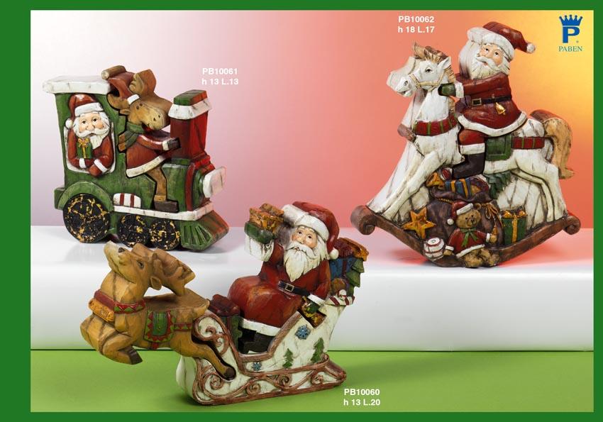 1519 - Decorazioni - Addobbi Natalizi - Natale e Altre Ricorrenze - Prodotti - Rebolab