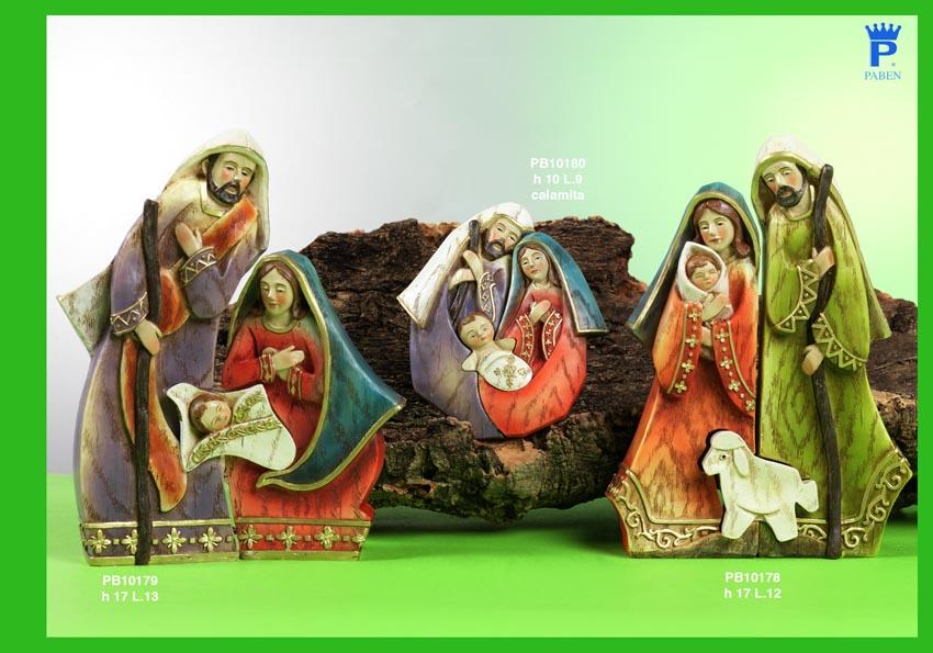 1539 - Presepi - Natività Resina - Articoli Religiosi - Prodotti - Rebolab