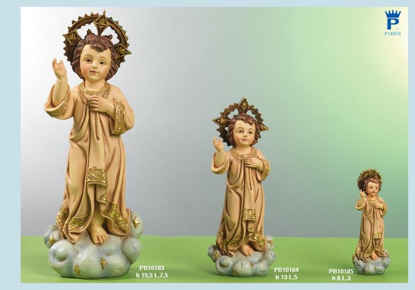 153B - Statue Santi - Articoli Religiosi - Prodotti - Rebolab