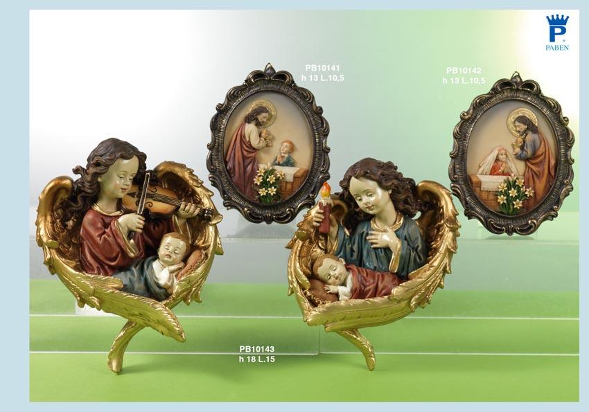 1572 - Angeli Resina - Natale e Altre Ricorrenze - Prodotti - Rebolab