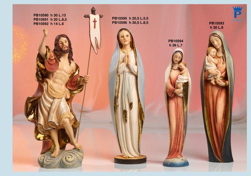 15AE - Statue Santi - Articoli Religiosi - Prodotti - Rebolab