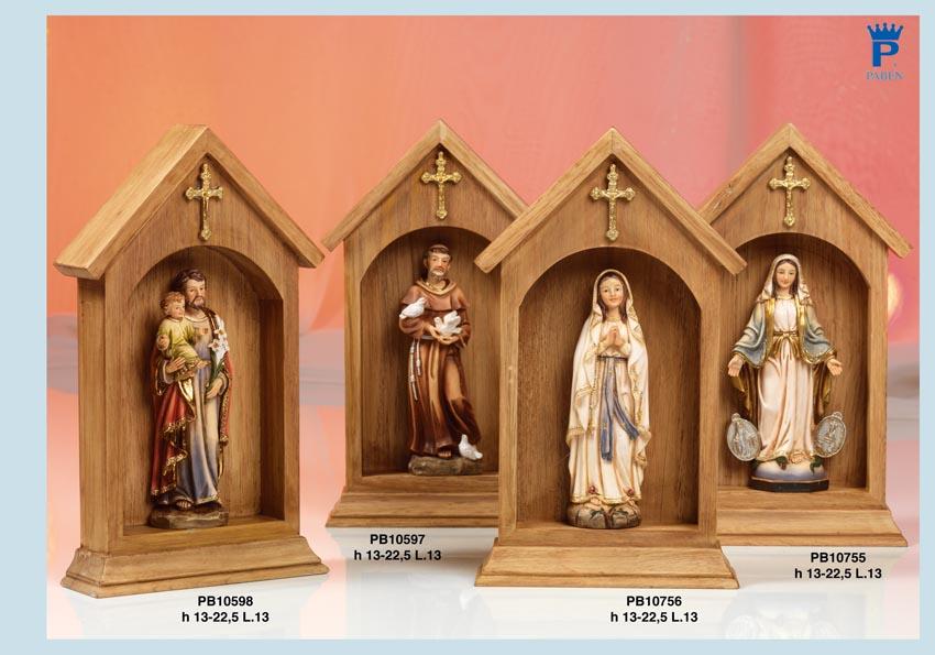 Paben - Prodotti - Articoli Religiosi - Statuine Santi - Immagini Sacre - 15AF