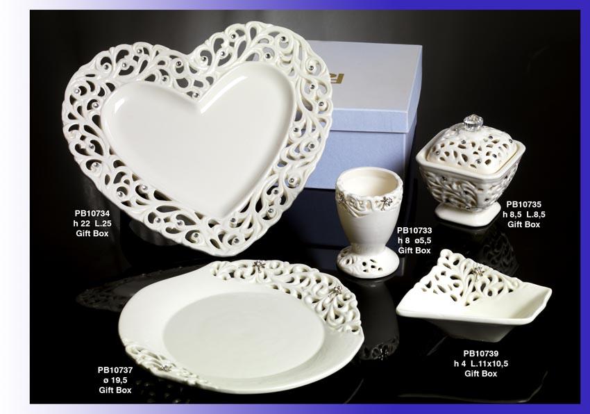 Paben - Prodotti - Articoli Regalo - Bomboniere Ceramica - Linee Bomboniera - Regalo Ceramica - 15D4