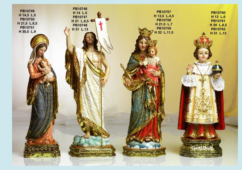 15D8 - Statue Santi - Articoli Religiosi - Prodotti - Rebolab