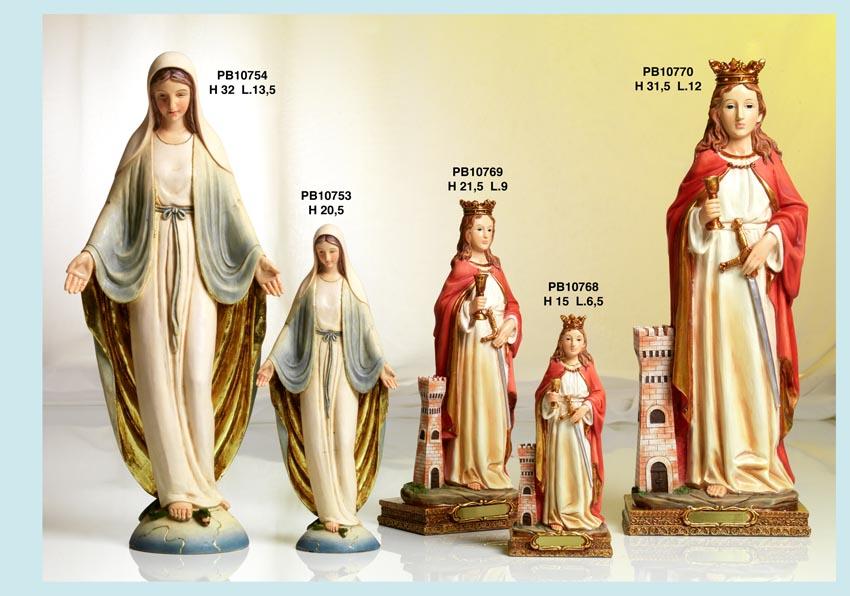 15D9 - Statue Santi - Articoli Religiosi - Prodotti - Rebolab