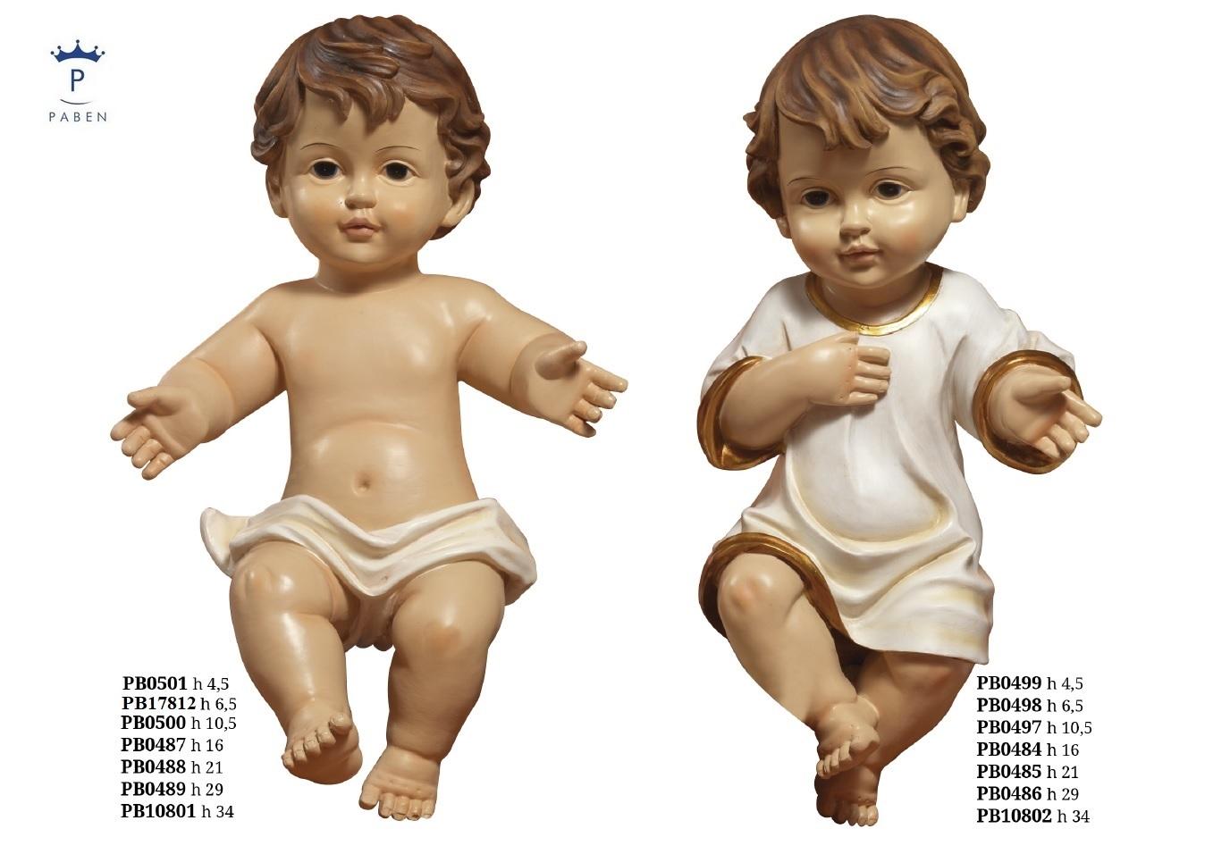 15E8 - Bambinelli - Articoli Religiosi - Prodotti - Rebolab