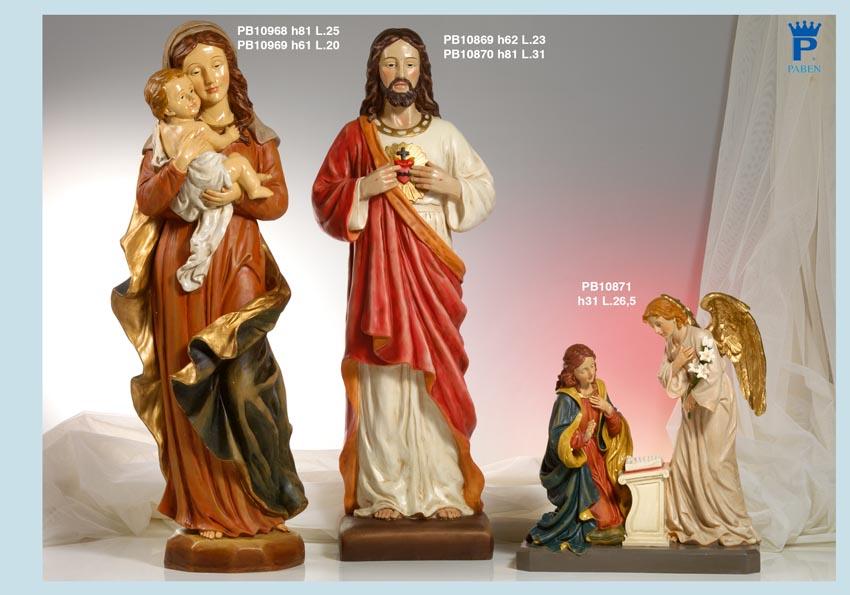 1603 - Statue Santi - Articoli Religiosi - Prodotti - Rebolab